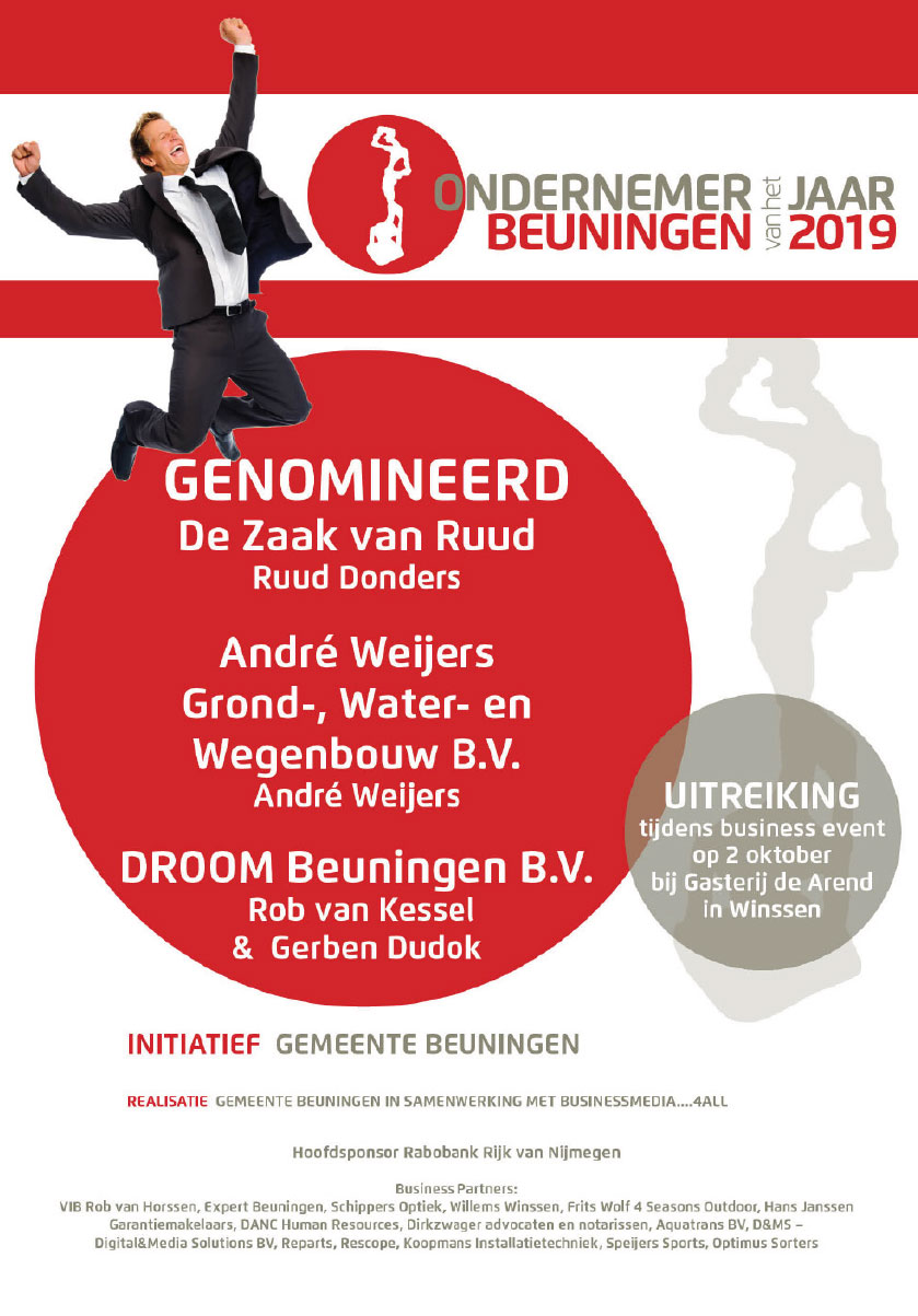 posters a1 beuningen2019 all
